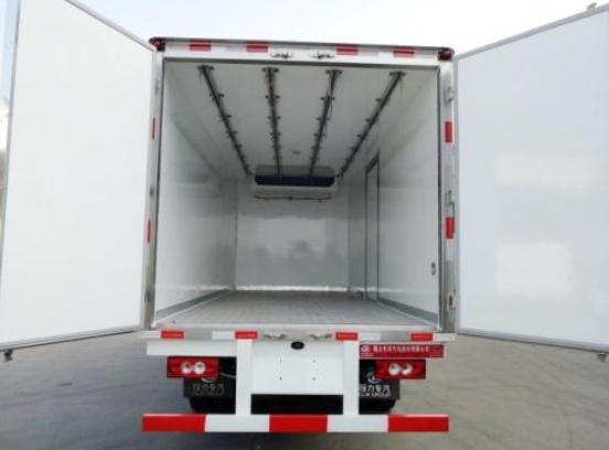 冷藏车新功能介绍--具有货物保护功能的冷藏物流车