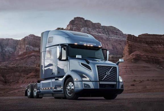 北美将召回存制动系统隐患的6000多台沃尔沃卡车!