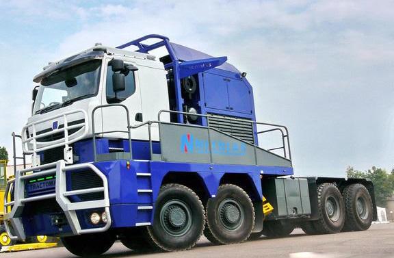 大件运输车传动轴常见问题(一)传动轴摆动、车身振抖怎么办?