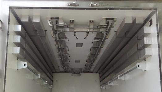 你见过可排出冷凝水的冷藏车吗?