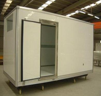 冷藏箱体又出新卖点--高性能轻便式冷藏车箱体