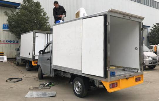 冷藏车车厢制造工艺介绍--新型冷藏车车厢及其制造工艺