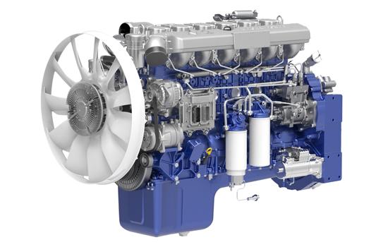 潍柴WP13系列卡车柴油发动机解析