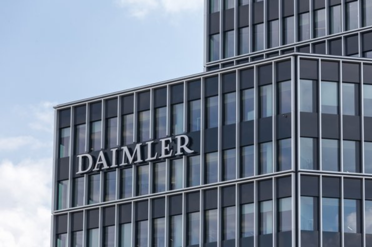 戴姆勒计划拆分为两家独立运营的公司 戴姆勒卡车多数股权上市