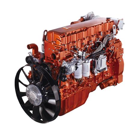 玉柴机器卡车YC6K系列柴油发动机解读