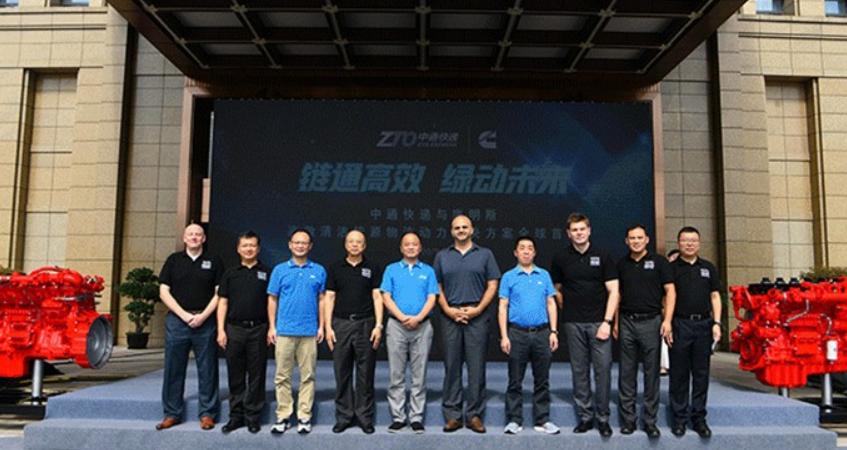 康明斯年度媒体会-中国2020年发动机销量突破67万台!