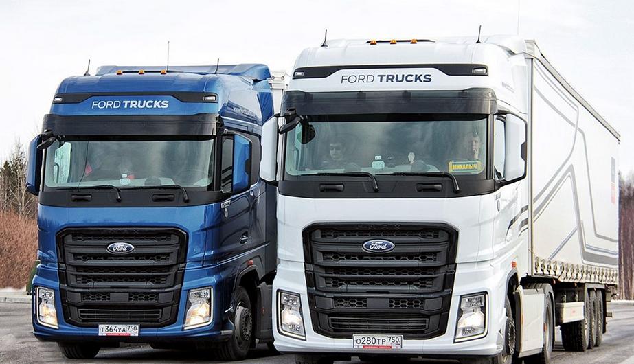 全球限量!福特旗舰卡车F-MAX推出Blackline限量版车型!