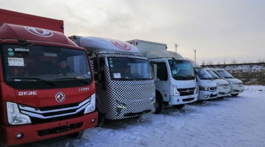 东风汽车股份2021年1月份汽车销售16597辆