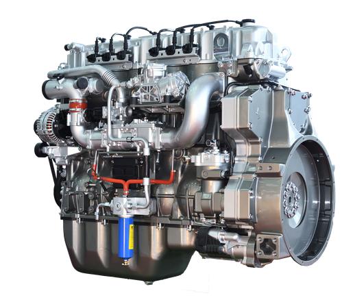 玉柴机器卡车6K13N系列天然气发动机解读