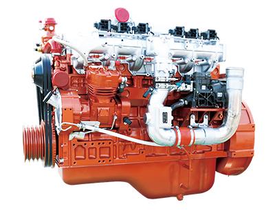 玉柴机器卡车YC6JN系列天然气发动机解读