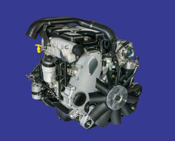 东风朝柴NGD3.0-CS6系列柴油发动机测评