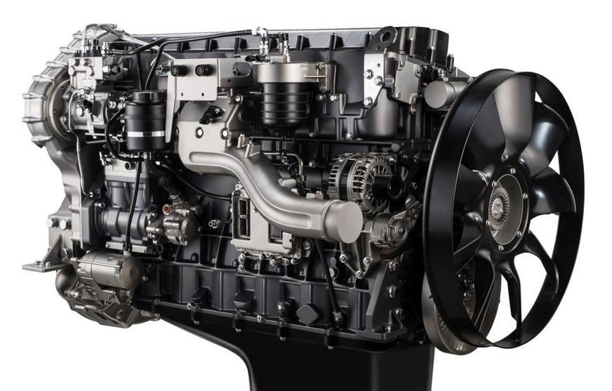 上汽菲亚特红岩动力CURSOR 13系列发动机测评