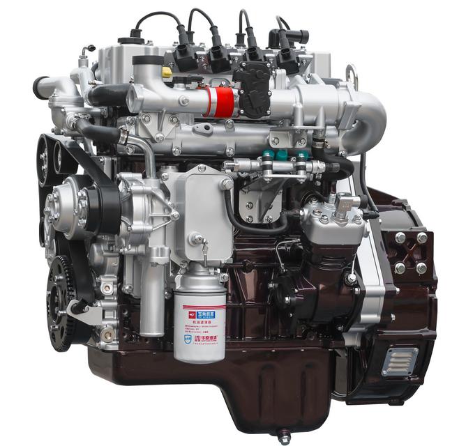玉柴机器卡车YCS04N系列天然气发动机解读