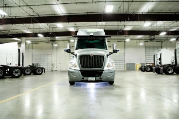 图森未来为自动驾驶卡车部署4D激光雷达
