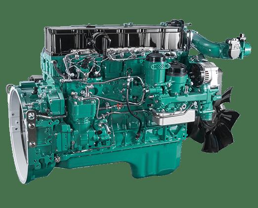 解放动力铂威CA6DK1系列发动机测评