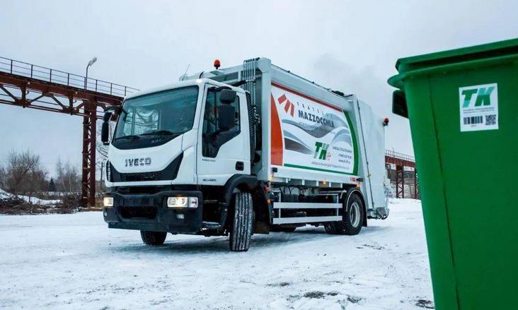 依维柯携手TK LIFT为俄罗斯国家生态项目提供完整解决方案