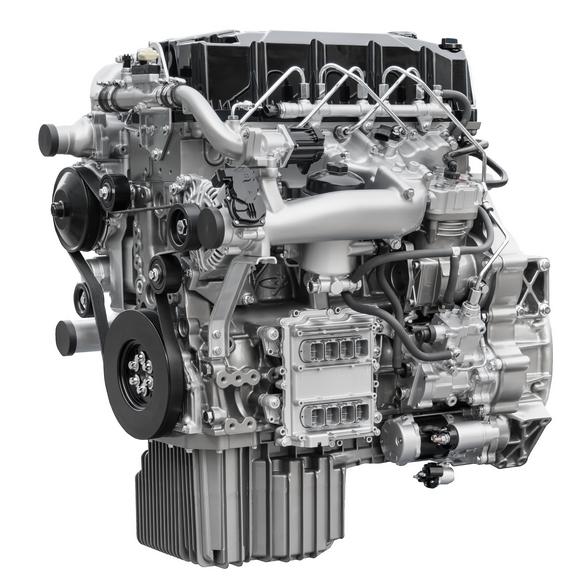 玉柴机器卡车YCK05系列柴油发动机解读