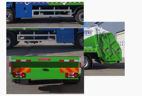 《道路机动车辆生产企业及产品公告》之华林牌燃料电池压缩式垃圾车HLT5180ZYSSHFCEV产品测评