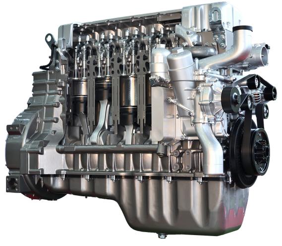 玉柴机器卡车6K13系列柴油发动机解读