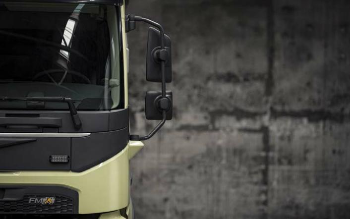 带你看点不一样的,沃尔沃新款FMX系列自卸车