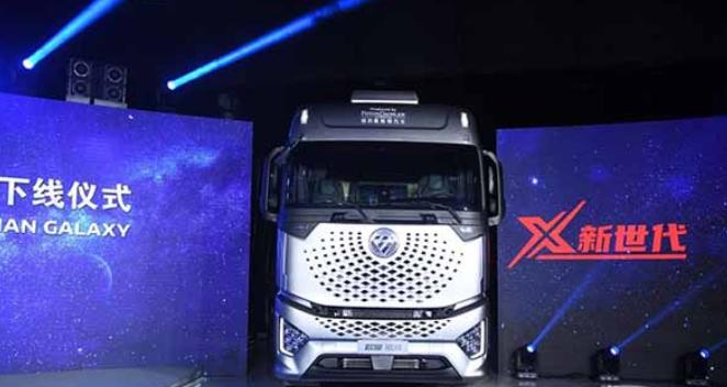 千万级福田汽车将携多款科技产品闪耀上海车展!