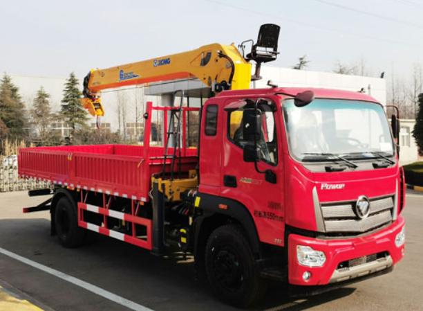 第343批《公告》之徐工牌随车起重运输车(型号:XGS5181JSQB6)