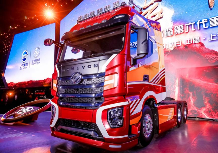 """上海车展前瞻:""""新四化""""浪潮下 哪些重卡最值得期待?"""