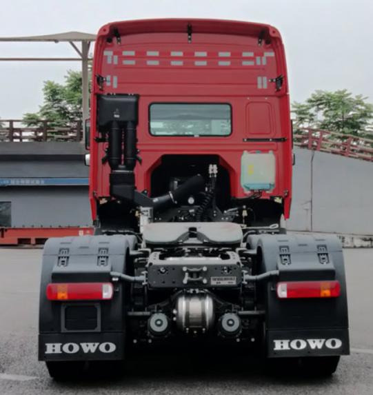 第344批《公告》之豪沃牌25吨牵引汽车(型号:ZZ4252V3247F1)