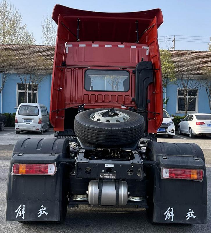 第344批《公告》之解放牌18吨牵引汽车(型号:CA4186P2K2E6A80)