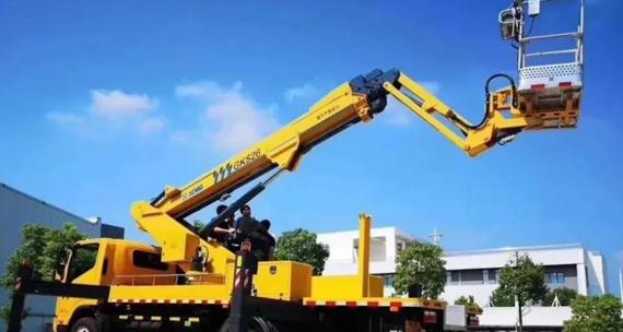全球第六、中国第一!徐工高空作业机械打造世界级品牌