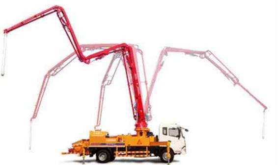 专汽通教您如何保养自己心爱的混凝土泵车