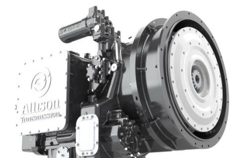 艾里逊推出全新一代液力压裂变速箱