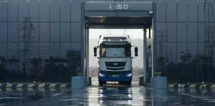 吉利商用车加速换电基础设施布局