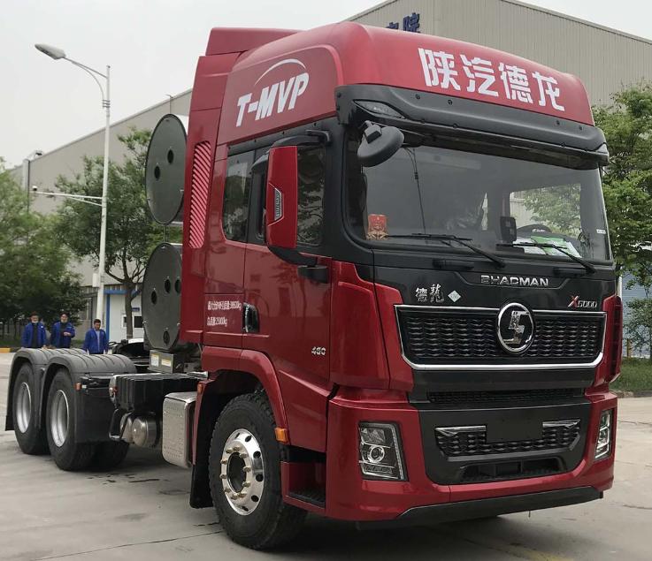 第345批《公告》之陕汽牌25吨牵引汽车(型号:SX4259XD4TLQ4)