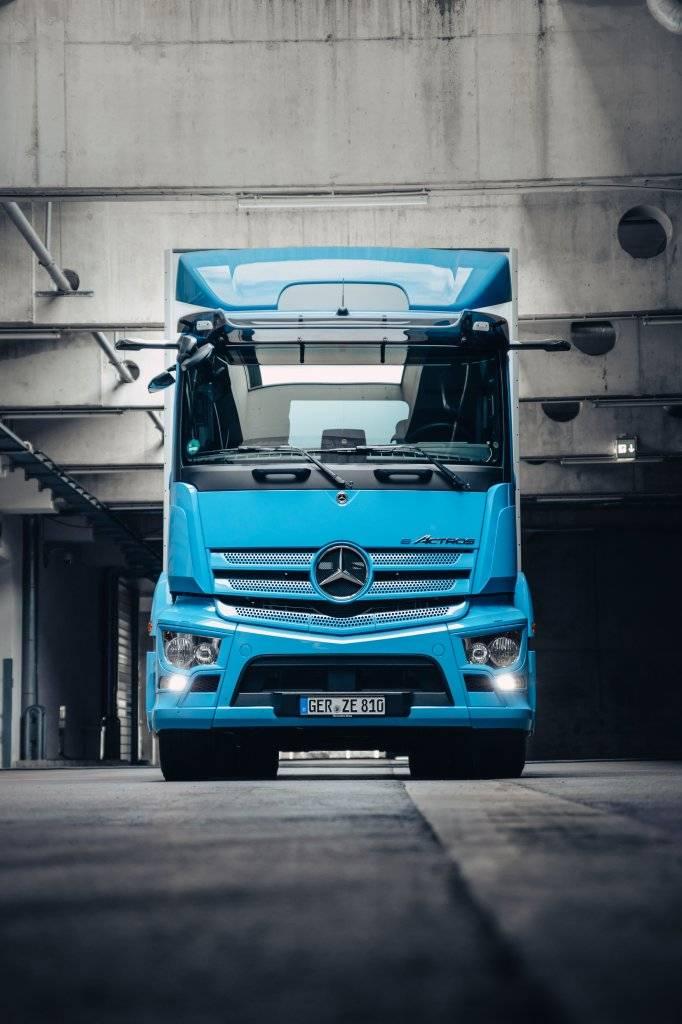 面向未来、可持续和灵活:位于沃斯的梅赛德斯-奔驰工厂关于未来电池电动和燃料电池卡车系列规划
