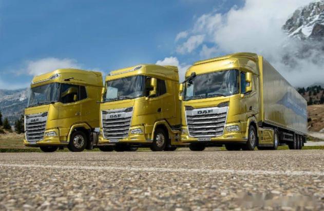 亮相首月订单破千 全新DAF重型车系列在欧洲备受关注