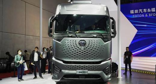 上半年自动挡产品销量同比翻番 欧曼自动挡工程车将亮相