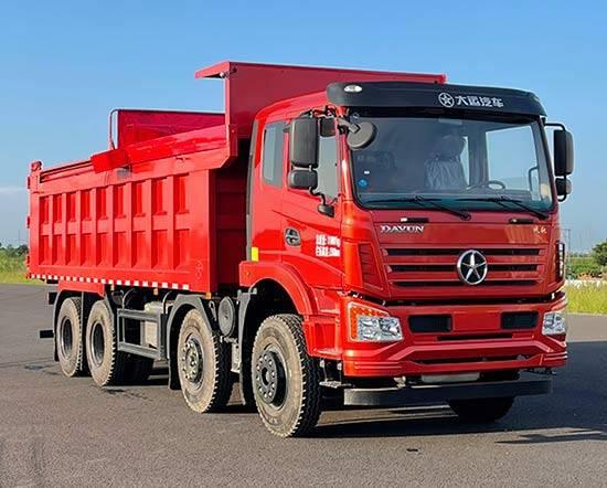 第347批《公告》之大运牌31吨自卸汽车(型号:DYQ3310D6FN)