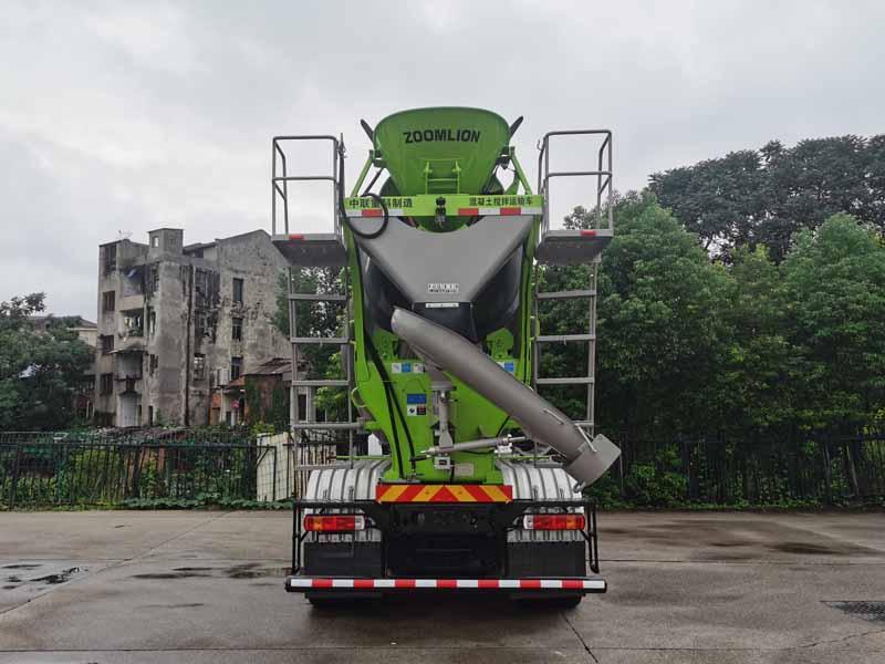 第348批《公告》之中联牌7.87方混凝土搅拌运输车(型号ZLJ5312GJBJW7F)