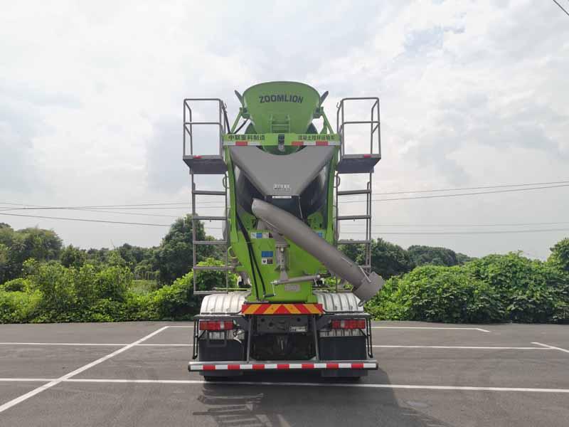 第348批《公告》之中联牌7.8方混凝土搅拌运输车(型号ZLJ5312GJBHN7F)
