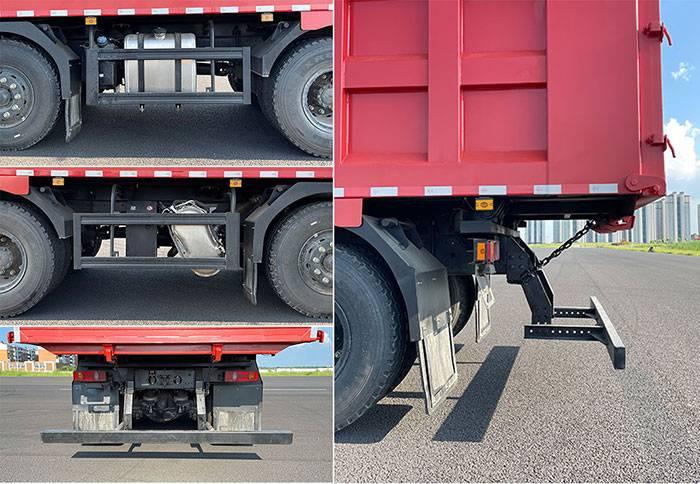 第347批《公告》之大运牌31吨自卸汽车(型号:DYQ3310D6FL)