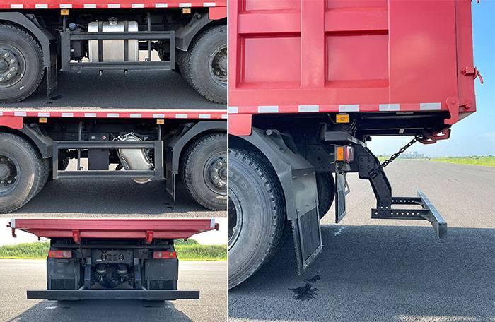 第347批《公告》之大运牌31吨自卸汽车(型号:DYQ3310D6FK)