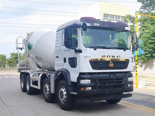 第348批《公告》之徐工牌8.0方混凝土搅拌运输车(型号XZS5316GJBCZ)