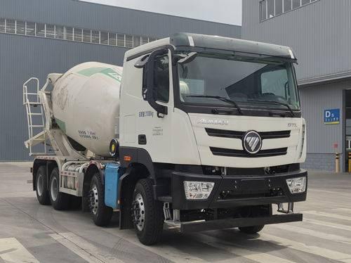 第348批《公告》之徐工牌7.69方混凝土搅拌运输车(型号XZS5315GJBC8)