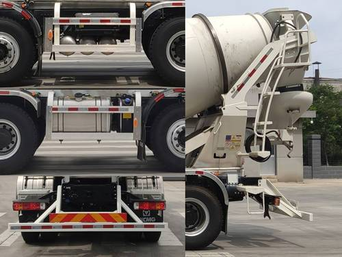 第348批《公告》之徐工牌7.82方混凝土搅拌运输车(型号XZS5318GJBC8)