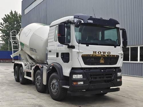 第348批《公告》之徐工牌7.82方混凝土搅拌运输车(型号XZS5315GJBC1Z1)