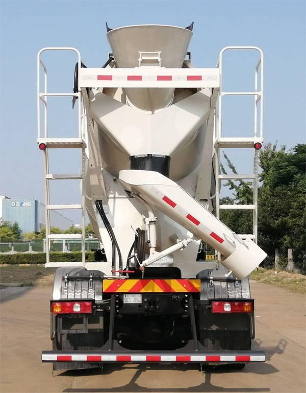 第348批《公告》之利勃海尔牌7.73方混凝土搅拌运输车(型号XLH5316GJBMB6F1)