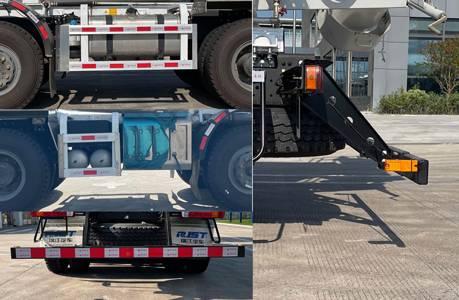 第348批《公告》之瑞江牌7.99方混凝土搅拌运输车(型号WL5310GJBCAG6AZ)