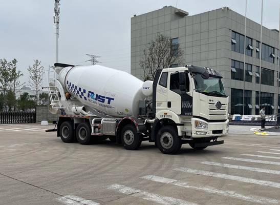 第348批《公告》之瑞江牌7.74方混凝土搅拌运输车(型号WL5310GJBCAG6DT)