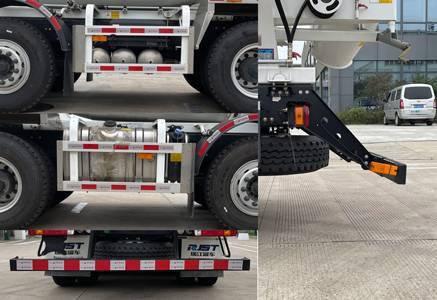 第348批《公告》之瑞江牌7.74方混凝土搅拌运输车(型号WL5310GJBBJG6CT)